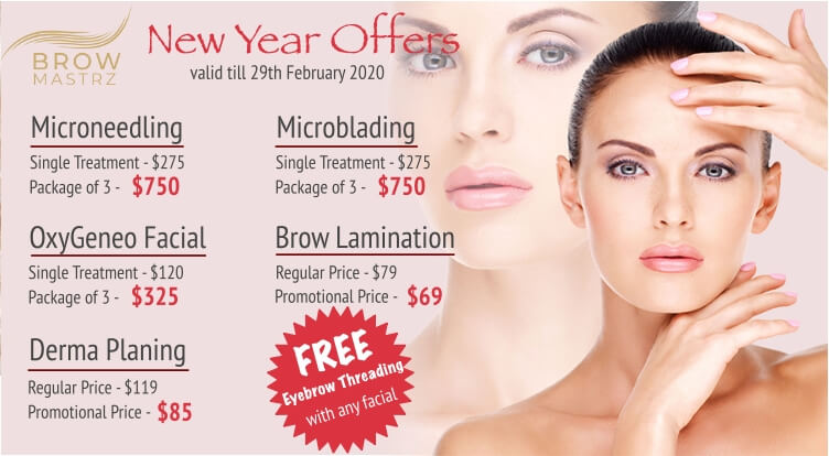 New Year Offers